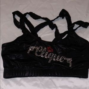86d4eb9ef5bba California Allstars custom made clique sports bra